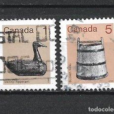 Sellos: CANADA SELLO USADO - 20/20. Lote 289910898
