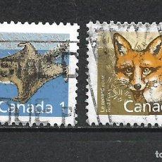 Sellos: CANADA SELLO USADO - 20/20. Lote 289910928