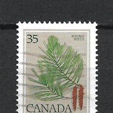 Sellos: CANADA SELLO USADO - 20/20. Lote 289911018
