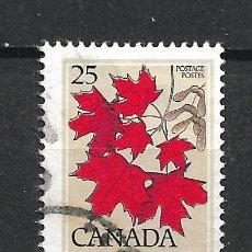 Sellos: CANADA SELLO USADO - 20/20. Lote 289911033