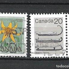 Sellos: CANADA SELLO USADO - 20/20. Lote 289911058