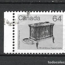 Sellos: CANADA SELLO USADO - 20/20. Lote 289911163