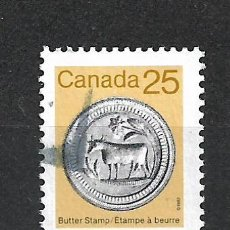 Sellos: CANADA SELLO USADO - 20/20. Lote 289911173
