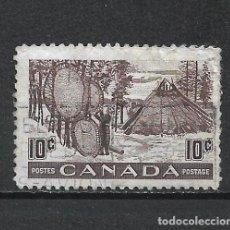 Sellos: CANADA SELLO USADO - 20/20. Lote 289911208