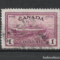 Sellos: CANADA SELLO USADO - 20/20. Lote 289911218