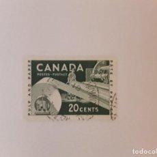 Sellos: CANADA SELLO USADO. Lote 295303523