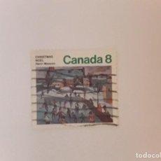 Sellos: CANADA SELLO USADO. Lote 295303608