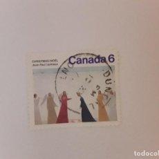 Sellos: CANADA SELLO USADO. Lote 295303663