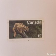 Sellos: CANADA SELLO USADO. Lote 295303848