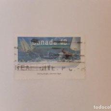 Sellos: CANADA SELLO USADO. Lote 295304033