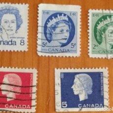 Sellos: LOTE SELLOS DE CANADA. Lote 295422368