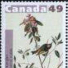 Sellos: SELLO USADO DE CANDA 2004, YT 2076. Lote 295645293