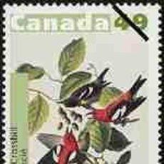 Sellos: SELLO USADO DE CANDA 2004, YT 2077. Lote 295645313