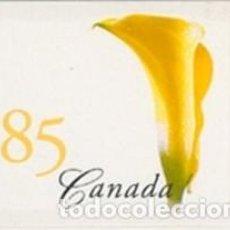 Sellos: SELLO ADESIVO USADO DE CANDA 2004, YT 2116A. Lote 295647083