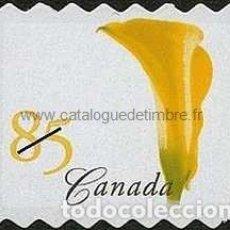 Sellos: SELLO ADESIVO USADO DE CANDA 2004, YT 2116. Lote 295647188