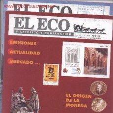 Sellos: 17-79. REVISTAS ECO FILATÉLICO Nº 1011 Y 1063. Lote 3331064