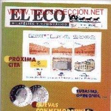Sellos: 17-270. ECO FILATÉLICO Y NUMISMÁTICO Nº 1089. . Lote 478839