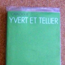 Sellos: CATÁLOGO DE SELLOS IVERT ET TELLIER DE FRANCIA. AÑO 1986.. Lote 27126207