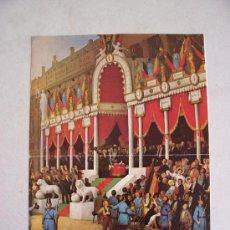 Sellos: CATALOGO DE CORREOS DE BELGICA CON MOTIVO DE EMISION DE SERIE: ROI LEOPOLD 1ER, 1965 NUM 19. Lote 6411754