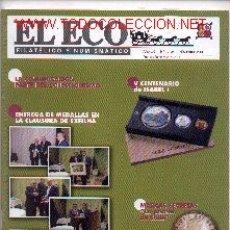Sellos: 17-331. REVISTA EL ECO FILATÉLICO Nº 1124. Lote 5202785