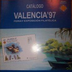 Sellos: FERIA Y EXPOSICIÓN FILATÉLICA - VALENCIA 1997. Lote 10448648