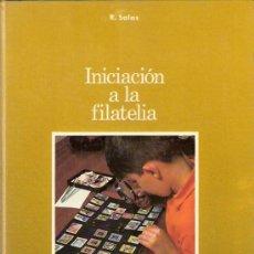 Sellos: LIBRO ANTIGUO - INICIACION A LA FILATELIA - 1976 - COLECCION DE SELLOS . Lote 23855071