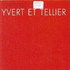 Sellos: SELLCAT2-21. CATÁLOGO YVERT 1998. TOMO 7. 1ª PARTE.. Lote 12674477