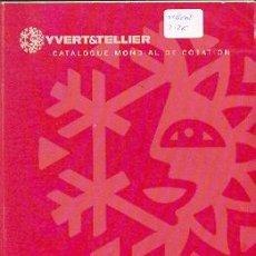 Sellos: SELLCAT2-26. CATÁLOGO YVERT 2003. TOMO 4. 2ª PARTE. EUROPA DEL ESTE. Lote 12674619