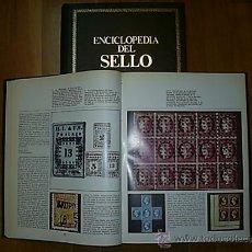 Sellos: ENCICLOPEDIA DEL SELLO, VOLÚMENES I Y II. Lote 27154550