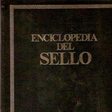Sellos: ENCICLOPEDIA DEL SELLO, TOMO 1 (MADRID, 1975). Lote 22886135