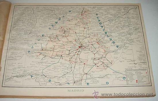 Sellos: Los servicios de correos en España : cartografía y planos que representan su estado actual y el proy - Foto 3 - 26563406