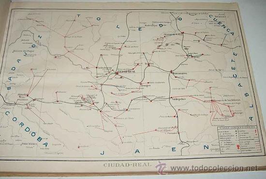 Sellos: Los servicios de correos en España : cartografía y planos que representan su estado actual y el proy - Foto 4 - 26563406