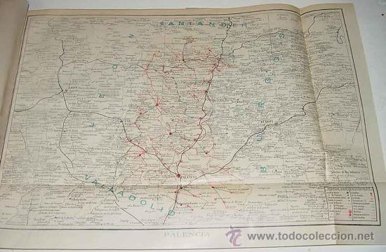 Sellos: Los servicios de correos en España : cartografía y planos que representan su estado actual y el proy - Foto 6 - 26563406