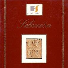 Sellos: ESPAÑA. CATÁLOGO SUBASTA * SELECCIÓN * 26 ENERO 1998. FILATÉLIA SOLER. BARCELONA.. Lote 23174635