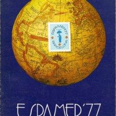 Briefmarken - Programa-Catálogo Exposición Filatélica de América y Europa (Espamer-77) - 26548959