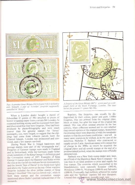 Sellos: LIBRO DE SELLOS - THE STANLEY GIBBONS BOOK OF STAMPS - 1981 - WINDWARD - 220 PAGINAS - Foto 4 - 23843565