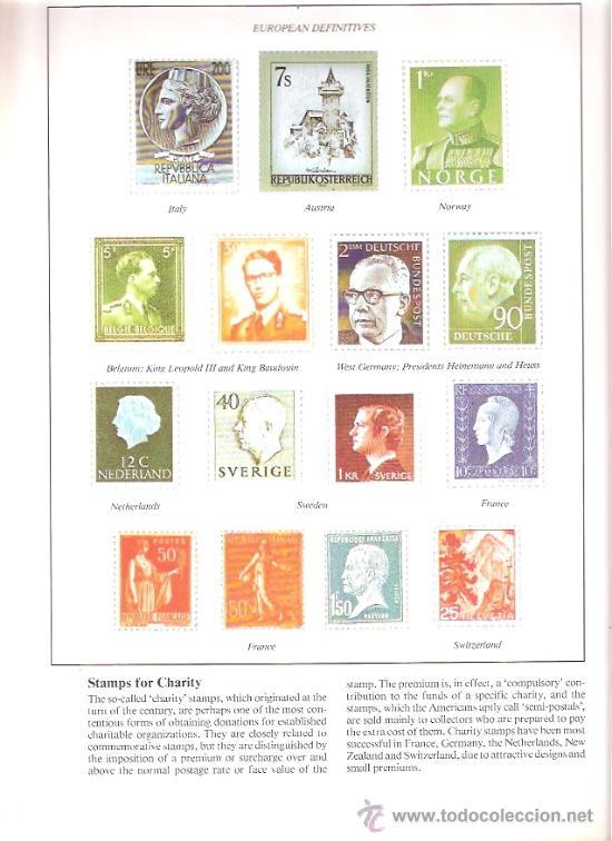 Sellos: LIBRO DE SELLOS - THE STANLEY GIBBONS BOOK OF STAMPS - 1981 - WINDWARD - 220 PAGINAS - Foto 3 - 23843565