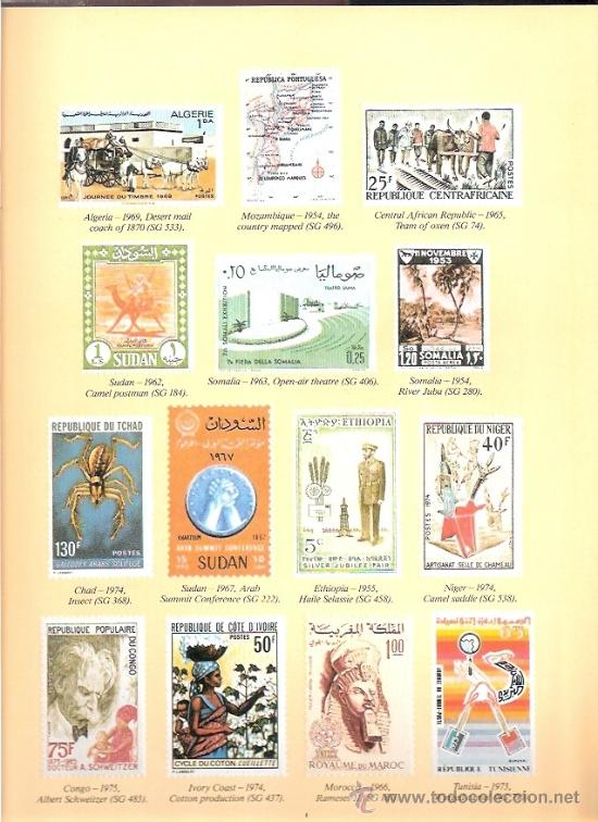 Sellos: LIBRO DE SELLOS - THE STANLEY GIBBONS BOOK OF STAMPS - 1981 - WINDWARD - 220 PAGINAS - Foto 2 - 23843565