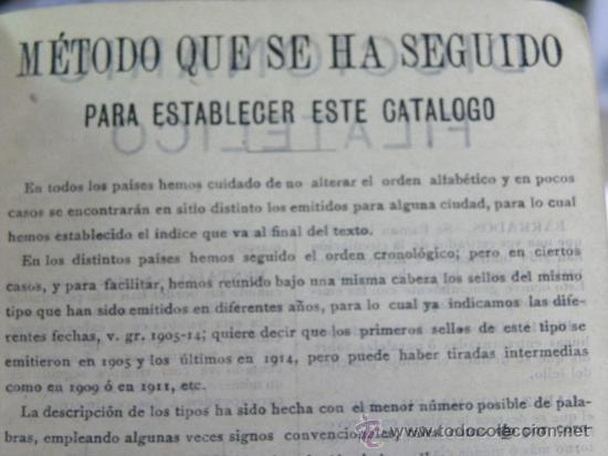Sellos: Catálogo Galvez sellos correos y telegráfos del mundo incluido España 1920 - Foto 7 - 26562858
