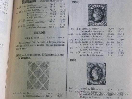 Sellos: Catálogo Galvez sellos correos y telegráfos del mundo incluido España 1920 - Foto 11 - 26562858