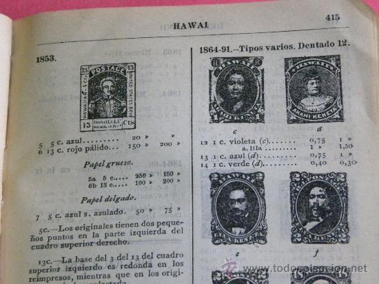 Sellos: Catálogo Galvez sellos correos y telegráfos del mundo incluido España 1920 - Foto 12 - 26562858