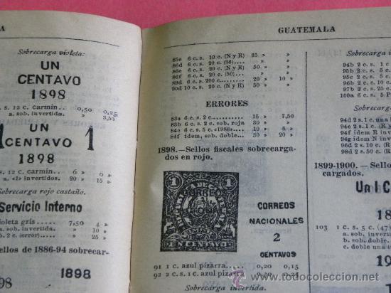 Sellos: Catálogo Galvez sellos correos y telegráfos del mundo incluido España 1920 - Foto 15 - 26562858