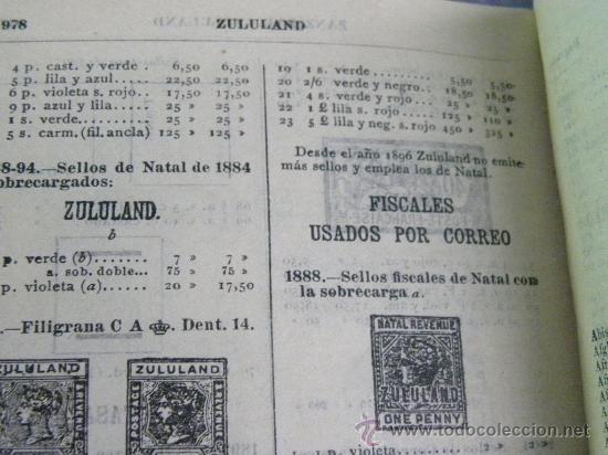 Sellos: Catálogo Galvez sellos correos y telegráfos del mundo incluido España 1920 - Foto 17 - 26562858