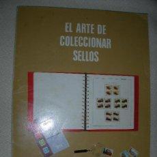 Sellos: EL ARTE DE COLECCIONAR SELLOS. Lote 27025632