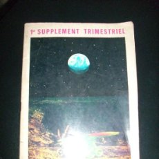 Sellos: PRIMER SUPLEMENTO TRIMESTRAL - CATALOGO LOLLINI 1971 - 11 EDICION - SELLOS ESPACIALES. Lote 27771418