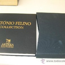 Sellos: LEILAO FILATÉLICO STAMP AUCTTION-ANTÓNIO FELINO COLLECTION,12 TH SEPTEMBER,1998-AFINSA-AUCTIONS. Lote 28922244