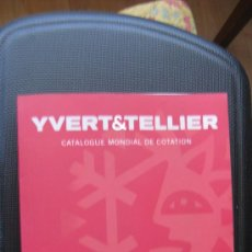 Sellos: CATALOGO YVERT&TELLIER 2009 MONACO Y TERRITORIOS FRANCESES DE ULTRAMAR. Lote 29089707