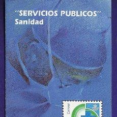 Sellos: BOLETIN FILATELICO Nº 3 /93 - SERVICIOS PUBLICOS / SANIDAD - ED. CORREOS - AÑO 1993. Lote 30015293