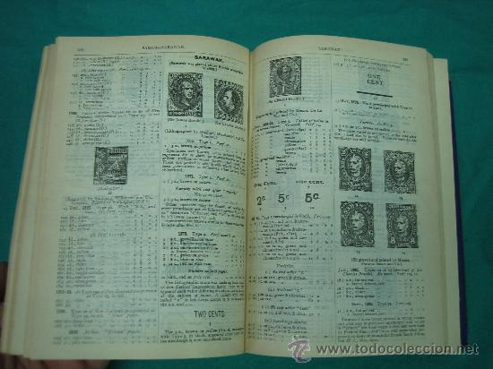 Sellos: Gibbons Priced catalogue of the Stamps of the World año 1930 - Foto 6 - 30747151