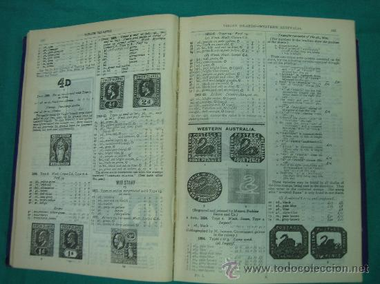 Sellos: Gibbons Priced catalogue of the Stamps of the World año 1930 - Foto 7 - 30747151